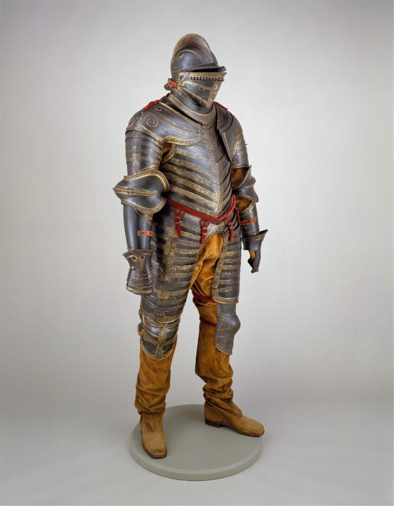 armadura soldado